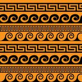 Vector antique seamless pattern