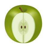 Vector appel Stock Fotografie