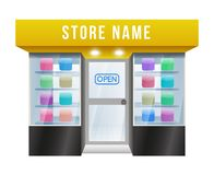 Vector Application Store Stock Photography