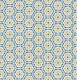 Arabic Seamless Pattern Background Royalty Free Stock Photography