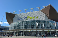 Vector Arena Auckland  - New Zealand Royalty Free Stock Image