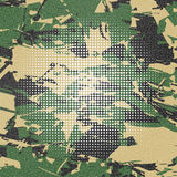 Vector army camouflage background green. EPS 10 Royalty Free Stock Photos