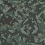 Vector army camouflage background Royalty Free Stock Image