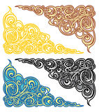 Vector art. Vector ornament Royalty Free Stock Images