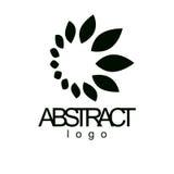 Vector art abstract figure. Creative business icon. Creative and conceptual sign Royalty Free Stock Photos