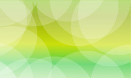 Vector art of green abstract background light. Collection Royalty Free Stock Image