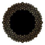 Vector art nouveau frame. Stock Photography