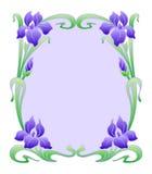 Vector art nouveau ornament. Royalty Free Stock Image
