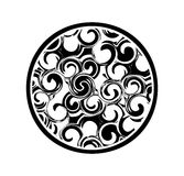 Vector of artistic pattern Royalty Free Stock Image