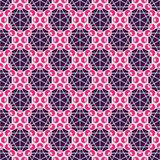 Vector Asian Geometric Pattern Stock Image