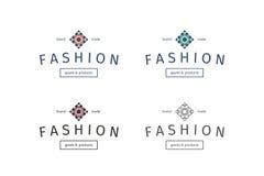 Vector asian logo templates Stock Photos
