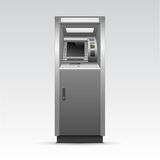 Vector ATM Bank Cash Machine Isolated Stock Images