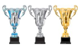 Vector. Awards cup Stock Photography