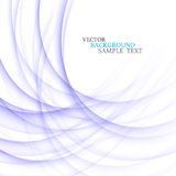 Vector awesome abstract blue backgrounds Royalty Free Stock Photos