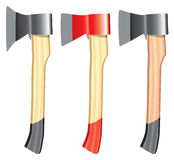vector axes Royalty Free Stock Images