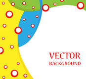 Vector background Stock Image
