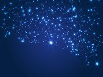 Stars Background vector illustration