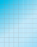 Vector background. An illustration of blue background with squares Stock Photography