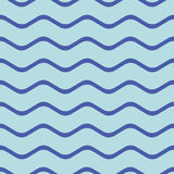 Vector background abstract marine pattern Stock Image