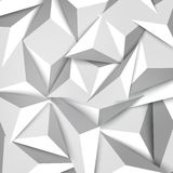 Vector background abstract polygon triangle. Royalty Free Stock Photo