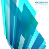 Vector background abstract scratches lines Stock Image