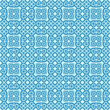 Vector background of blue polygons. Pattern of geometric shapes. Stock Photo