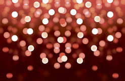 Vector background bokeh Stock Images