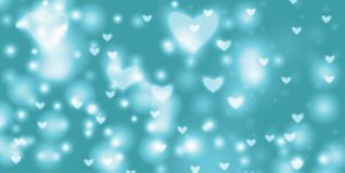 Abstract background with bokeh effect. can be used Royalty Free Stock Images