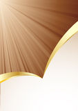 Vector background in brown color stock images