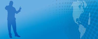 Vector background. Stock Photo