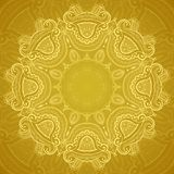 Vector background for celebrations. Vector lace background for greeting card or banner Royalty Free Stock Photo