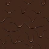 Vector background chocolate Stock Photos