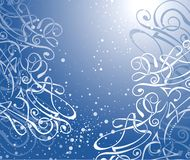 Vector background / christmas Royalty Free Stock Images