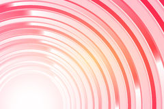 Vector background with circles Stock Image