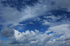 Vector background clouds  the arts Royalty Free Stock Photo