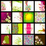 Vector Background Collection Stock Images