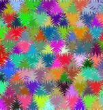 Vector background with colorful lights. Vector. EPS10 Stock Photo