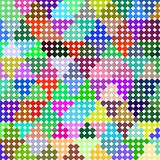 Vector background with colorful lights. Vector. EPS10 Stock Images