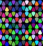 Vector background with colorful lights. Vector. EPS10 Stock Photography