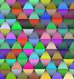 Vector background with colorful lights Royalty Free Stock Images
