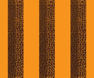 Vector background with wide vertical stripes. Vector background with colorful vertical stripes. Seamless pattern royalty free illustration