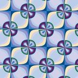 Vector background design. Tile illustration Stock Photo
