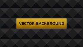 Vector background with diamond pattern. Amazing vector illustration. It will be used for brochure, flyers, poster, banner etc. Abstract polygonal background vector illustration