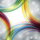 Vector background. Eps10 colorful Royalty Free Stock Photography