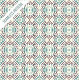 Boho style seamless vector pattern. Tribal ethnic background. Or Royalty Free Stock Photo