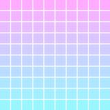 Vector background in the form of squares with a smooth transition of color. Modern design. Vector illustration royalty free illustration