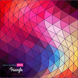 Vector background. Geometric abstract texture. Retro pattern of Royalty Free Stock Images