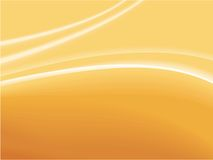 Vector background in golden colors Stock Image