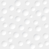 Vector background of gradient spheres Royalty Free Stock Images