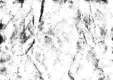 Vector background halfton crumpled paper. Halftone texture to overlay on the illustration Royalty Free Stock Images